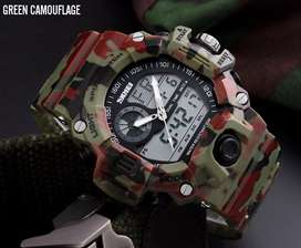 Reloj Deportivo Skmei Analogo Digital N0 G Shock Militar