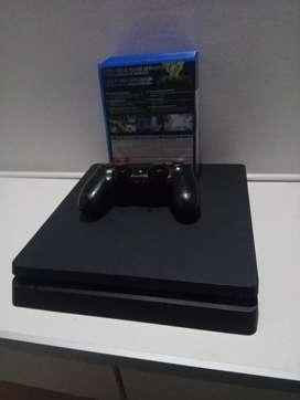 playStation 4 slim usada 500gb 5 juegos