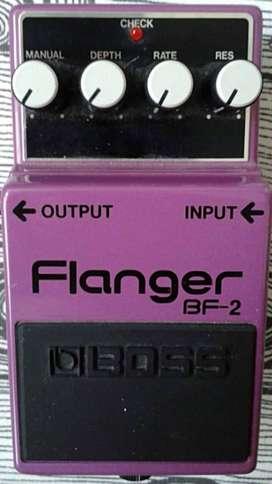 PEDAL FLANGER BF 2 BOSS