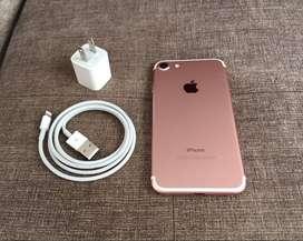 Iphone 7 Gold Rose de 32gb