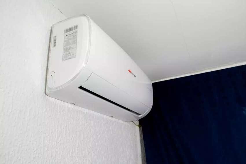 aire acondicionado mirage 110 voltios excelente estado venta por motivo de viaje 9000btu bajo consumo en cali 0