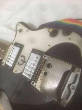Guitarra Epiphone et 275 hecha en 1976
