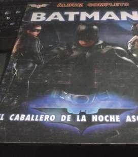 ÁLBUM DE BATMAN