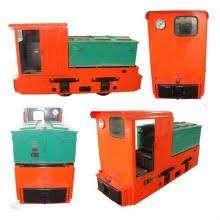 locomotora para mineria