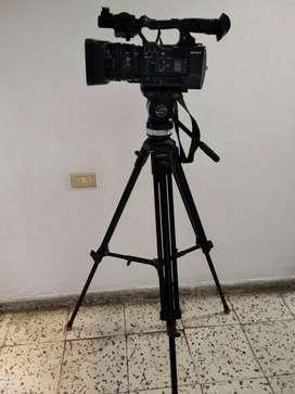 Vendo como nuevo equipo de reporteria de video profesional en perfecto estado