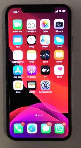 iPhone X 64GB - Igual a nuevo