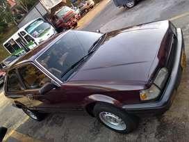 Mazda 323 coupe mod 95 caja 5ta