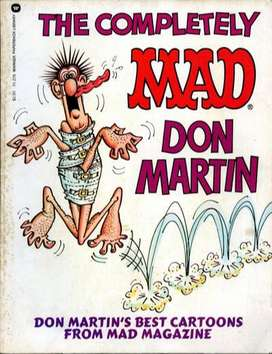 The Completely Mad Don Martin (CARTOONS)