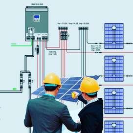 Diseño de soluciones con energía solar