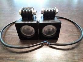 LUCES AUXILIARES LED 10 WATTS (EL PAR)