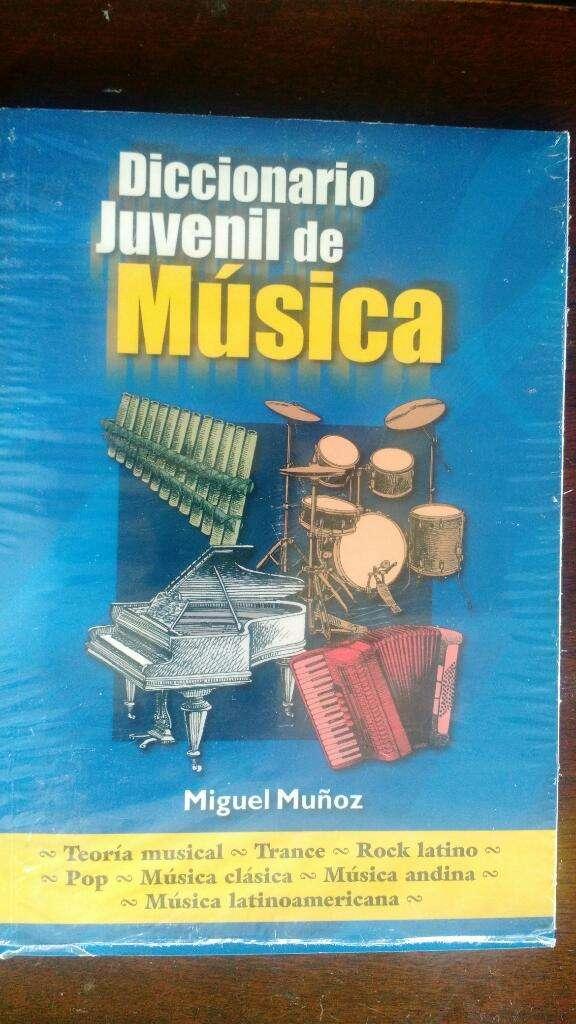 Diccionario Juvenil de Musica Miguel M 0