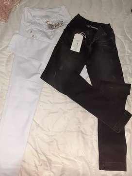 Jeans dama talla 6