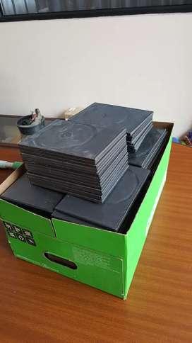 Cajas vacias DVD