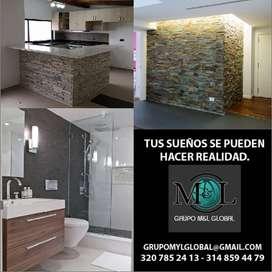 Remodelaciones Medellín