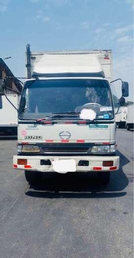 Camión Hino GD del 2003 oportunidad