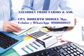 09CPA-Mgs,  Declaraciones SRI-Clases de contabilidad