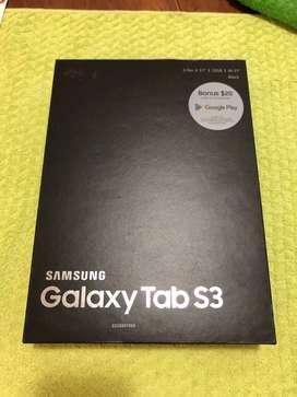 Tablet Samnsung Galaxy Tab S3 + Sd64gb