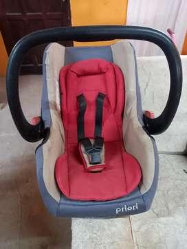 Butaca infantil para automóviles