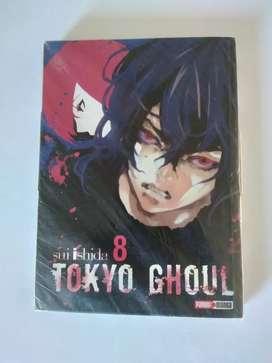 Manga Tokyo Ghoul, tomo 8