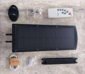 Lampara Led Solar 7W Pibotable