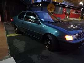 Toyota tercel full impecable