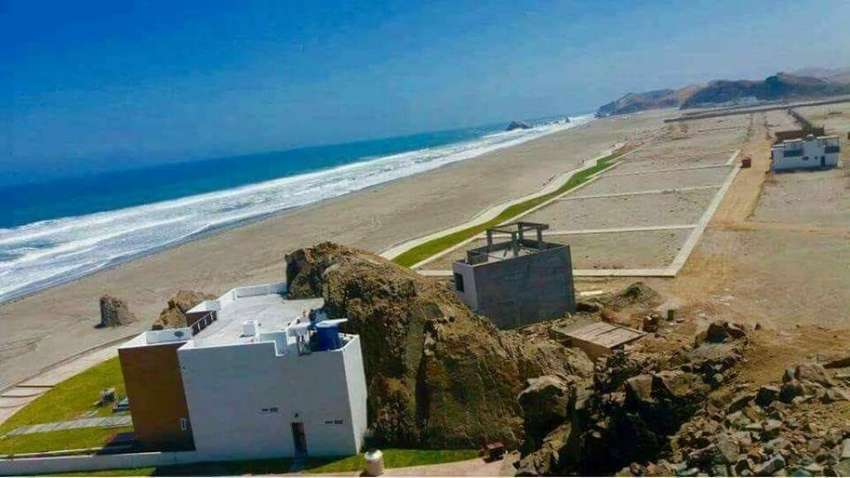 Vendo Terreno de Playa en Cerro Azul 0