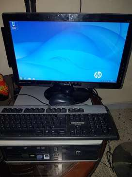 EQUIPO COMPLETO INTEL CORE 2 DUO, MEMORIA RAM 2 GB DISCO DURO SATA 320 NUEVO GB WINDOWS ENVIO A PROVINCIAS