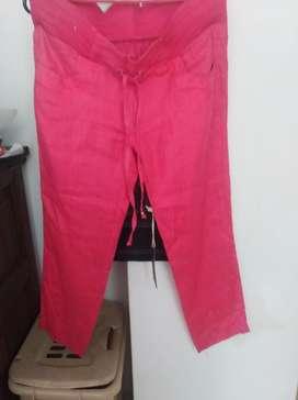 Pantalon Usado Lino L