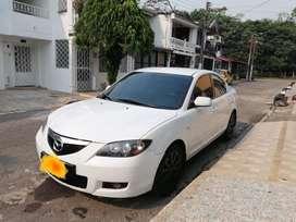 Mazda 3 Aut. 1.6cc 2007 Blanco