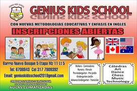 Genius kids school