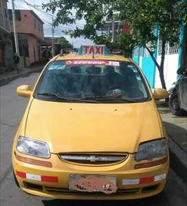 Vendo Taxi Legal Papeles al dia negociable
