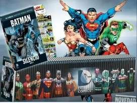 Colección de novelas gráficas DC Salvat