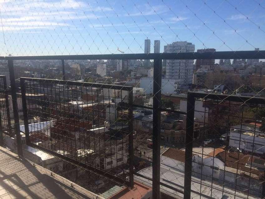 Monoambiente sol y luz, cfte balcon a vista abierta 0