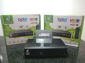 TDT DV3T2 Televisión de Alta Definición