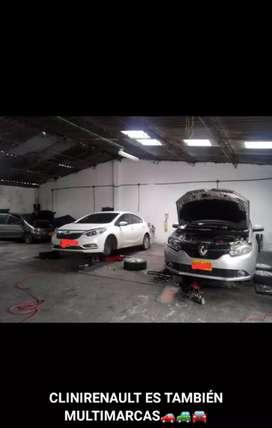 Técnico Renault a domicilio