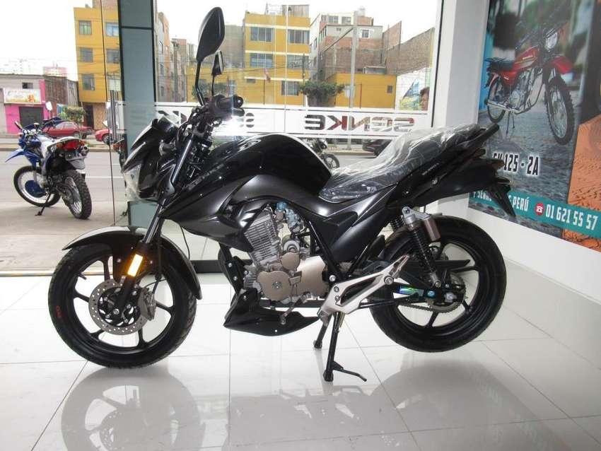 MOTO SENKE SK250-L 2019 0