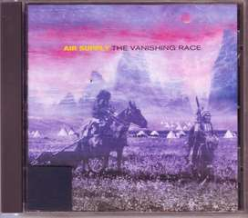 Air Supply the vanishing race cd