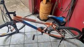Ve vende bicicleta