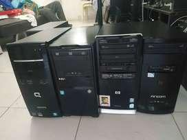 Se vende partes de PC y computadores