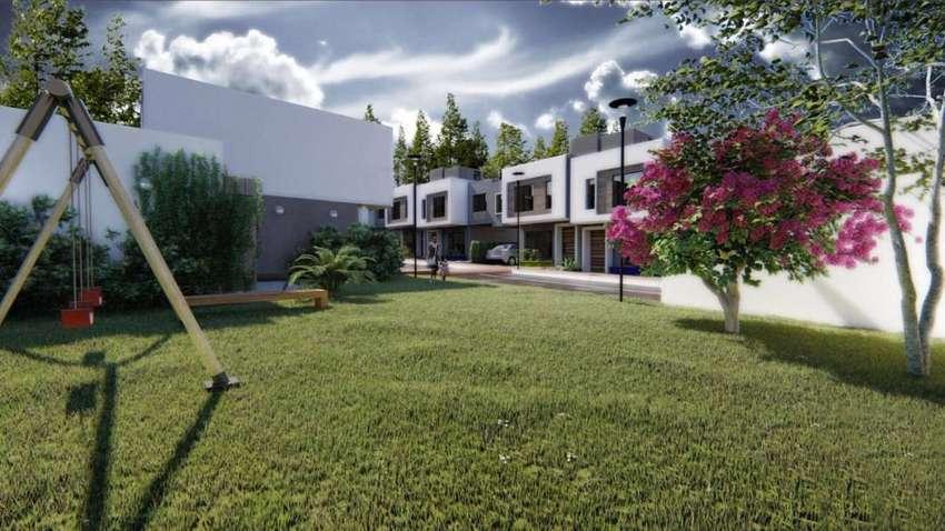 Hermosas Casas entrega Nov 2020 Armenia 90 mtrs más jardín , Terraza Cerca a Puente 3 0