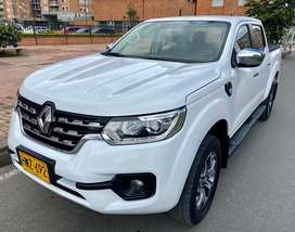Renault Alaskan 2017 4x4 Diesel