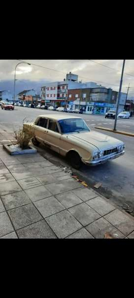 FORD FALCON  GNC $170000 SOLO VENDO