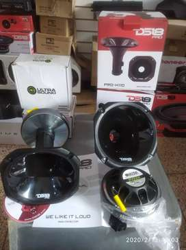 Cornetas difusores Ds 18 drivers S4 Speaker ultra sound 400w