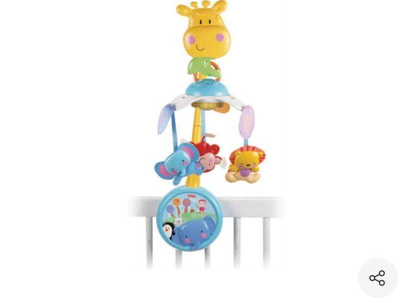 Musical fisher price