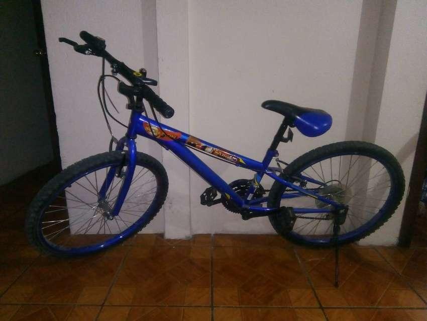 Bicicleta Rin 24 vendo 0