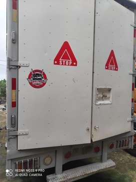 Se vende furgon tipo fc y tipo chevrolet frr de 43 toneladas