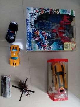 Pack de transformers