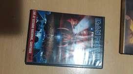 dvd musical iron maiden y Dio
