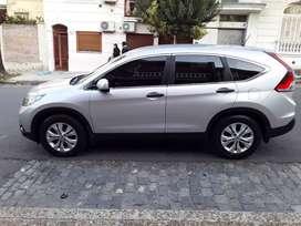 Honda CRV LX Aut con cuero