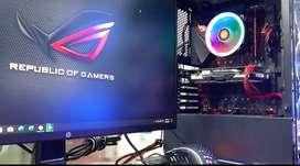 Pc GAMER i7 9na - RX 570 4 GB